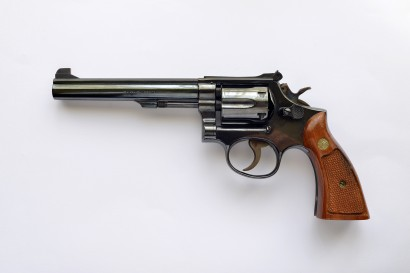 Smith & Wesson 38 special mod. 14-3 6″ – 250€